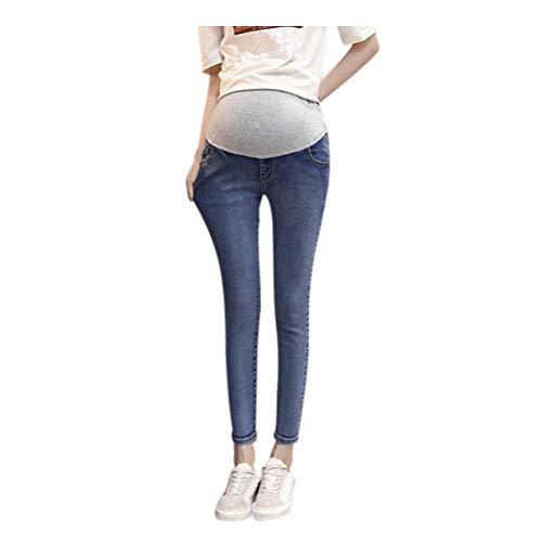 Maigre lastiques Meijunter maternit Mom Jean 8 Femmes Leggings Style de Pantalon EqPg0HqB
