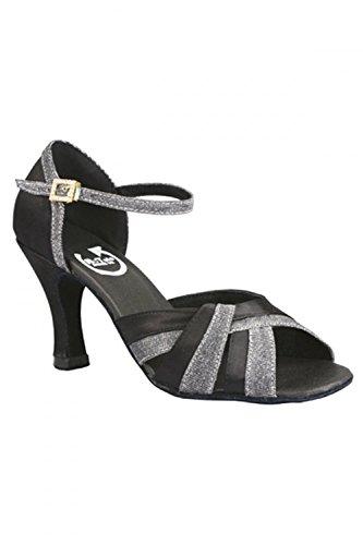RoTate Corrine Ballroom Shoe Black VJWngwz0I