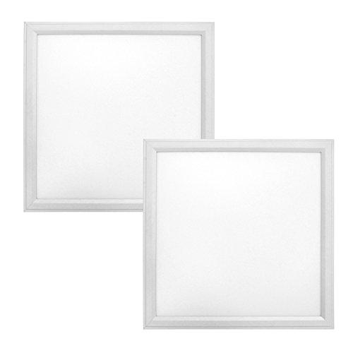 Slimline Panel Flat (2ftx2ft LED Flat Panel - Slimline Flush Mount 1.09