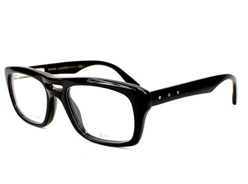 Marc Jacobs Marc Jacobs 633 0807 Black Eyeglasses by Marc Jacobs