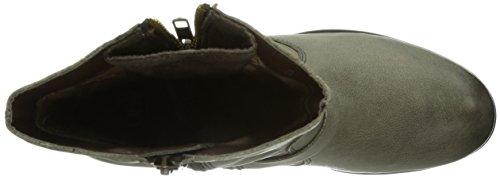 Caprice Kai-B-4-4 (9-9-25300-23 008) - Botas Taupe Nubuc 342