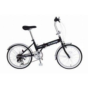 折畳み自転車 FIELD CHAMP FDB20 6S MG-FCP206【代引不可】 B01JALY0YQ