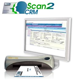 Card scanning solutions buy card scanning solutions products cssn scan2crm portable business card scanner and reader to salesforce crm reheart Images
