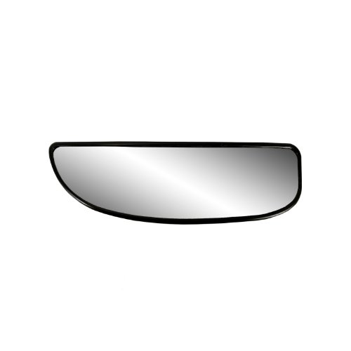 Fit System 88260 Ford Left Side Manual/Power Non - Heated Replacement Mirror Glass with Backing Plate