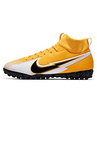 Nike Jr. Mercurial Superfly 7 Academy TF Youth Turf Soccer Shoes