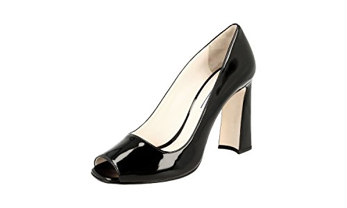 Prada Women's 1K516F 069 F0002 Leather Court Shoes/Pumps authentic for sale amazing price sale online tumblr cheap price N2icINav