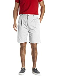 Elastic-Waist Shorts