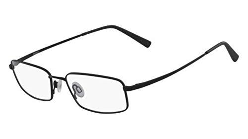 Eyeglasses FLEXON EINSTEIN 600 001 BLACK