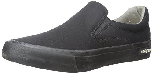 Seavees Hombres Hawthorne Standard Fashion Sneaker Black