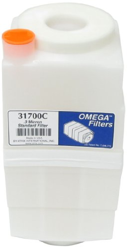 Atrix - 31700 Toner and Dust Filter Cartridge for Omega Series, 1-Gallon - Omega Cartridge