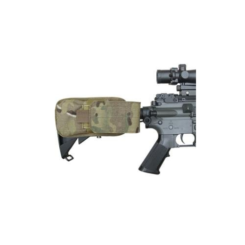 M4/M16 Buttstock Magazine Pouch - Multicam (M16 Collapsible)