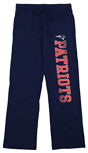 Concepts Sport NFL Ladies Patriots Ladies Knit Pant NVY MED Meduim (For Men Pajamas Patriot)