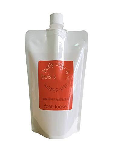 洗剤 DSシリーズ DSフットルース 足臭専用 400ml パウチパック(詰め替え用) 10本セット 消臭 B07HMLF745  パウチパック(詰め替え用):10本セット