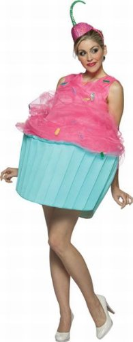 Adult Cupcake Costume -