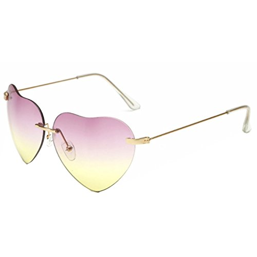 Sinkfish SG80031 Gift Sunglasses for Women,Anti-UV & Retro Oval Reflector - UV400 - Ban Customize Ray