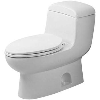 Duravit 0157010002 Metro One Piece Toilet Elongated