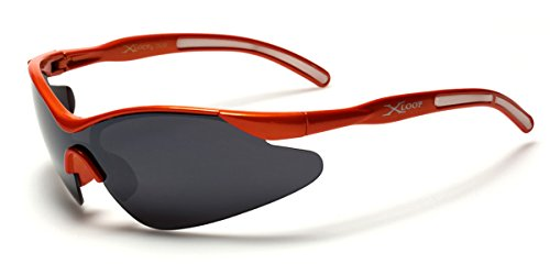 Kids AGE 3-12 Sports Half Frame Cycling Baseball Sport Sunglasses - - Online Bike Sunglasses