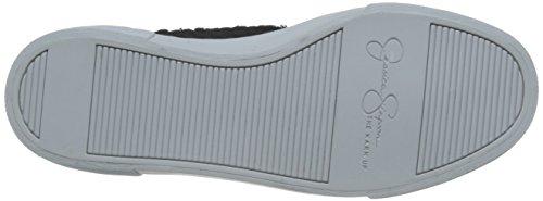 Jessica Simpson Donna Dalana In Tessuto Slip Top Slip On Fashion Sneakers Nere