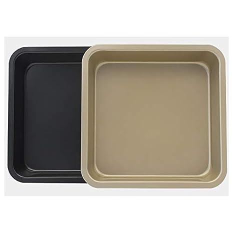 Amazon.com: 1 piece Advanced Carbon Steel Nonstick Square ...