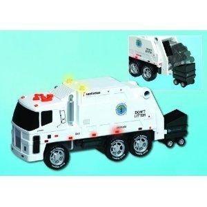 Daron NYC Motorized Sanitation Truck