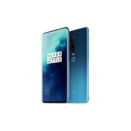 chollos oferta descuentos barato OnePlus 7T Pro Smartphone 256GB 8GB RAM Dual Sim Haze Blue