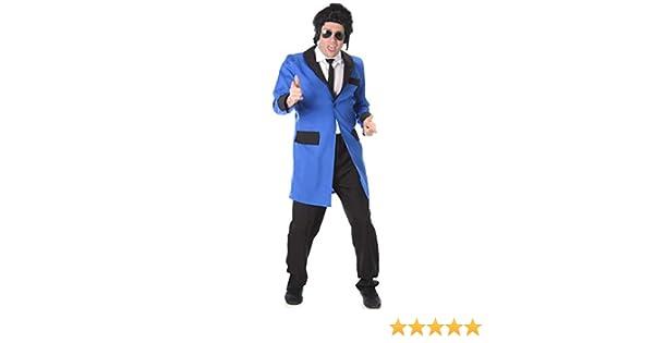 Karnival Costumes – años 50 Teddy Boy Señor Disfraz: Amazon.es ...
