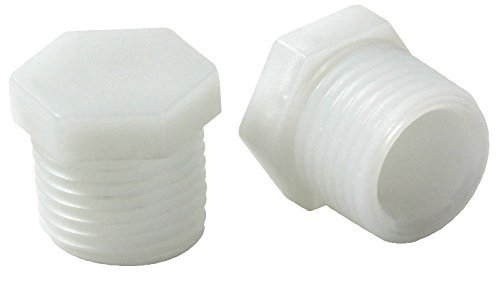 Camco 11630 Water Heater Drain Plug - Pack of 2, Model: 11630, Outdoor&Repair Store by Hardware & Outdoor