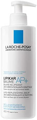 La Roche-Posay Lipikar Balm AP+ Intense Repair Body Cream, 13.52 Fl. Oz.
