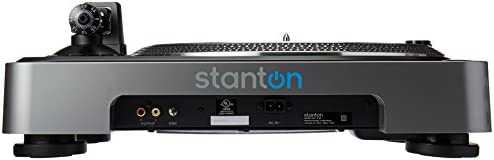 STANTON Pletina vinilo T.62 B (SST2160): Amazon.es ...