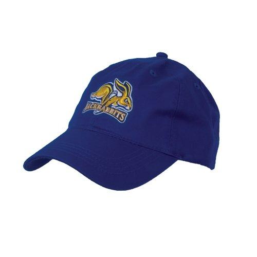 South Dakota State Jacks Royal Twill Unstructured Low Profile Hat 'SDSU Jack Rabbits'
