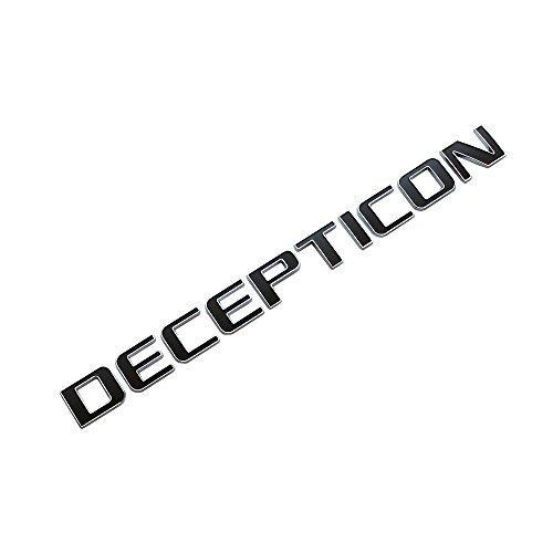 black decepticon car emblem - 3