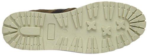 Nebulus P1015, Botas Cortas de Invierno Hombre Marrón (Braun 004)