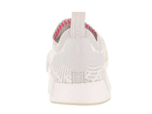 adidas Originals Men's NMD_r1 Stlt Pk White/Grey One/Soft Pink sale footaction the cheapest cheap online clearance looking for online cheap shop online soa1GR4SGc