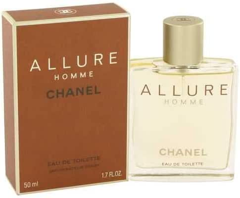 ALLURE by Chánel Eau De Toílette Spray 1.7 oz (Men)