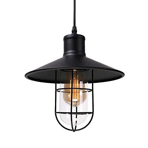 Black Wrought Iron Outdoor Lighting in US - 7