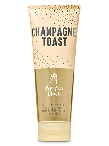 Bath & Body Works Ultra Shea Cream Champagne Toast, 8 oz (226 g)