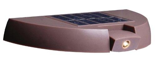 UPC 053392000912, Kenroy Home 60505 Solar Fence and Utility-Light