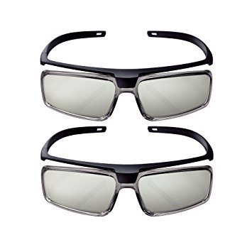 - (Pack of 2) Sony TDG-500P Passive 3D Glasses