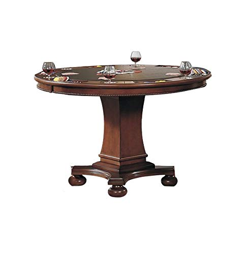 Sunset Trading CR-87148-63-TB Bellagio Dining Table, Brown (Bellagio Set Dining)