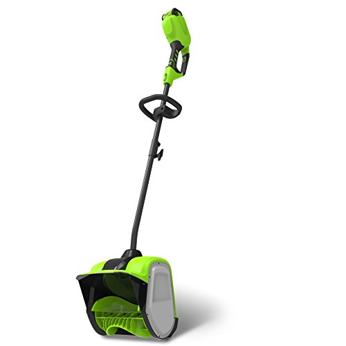 Greenworks 12-Inch 40V Cordless Snow Shovel, Battery Not Included 2601402