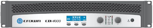 Crown CDi4000 Power Amplifier