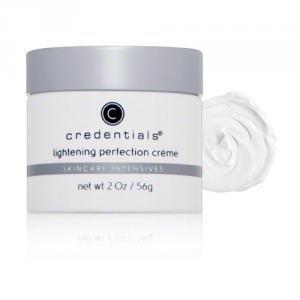 Intensive Skin Lightening Cream - Credentials Skincare Intensive Lightening Perfection Creme 2 oz.
