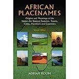 African Placenames 9780899509433