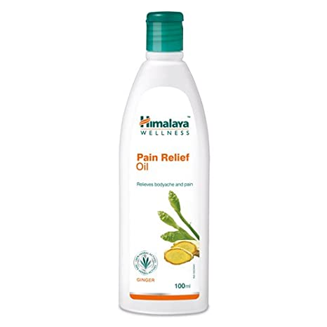 Himalaya Pain Relief Oil, 100ml