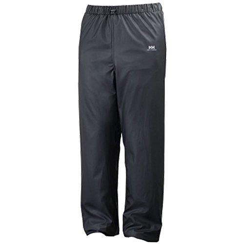 Helly Hansen Women's Voss Rain Pants, Black, 4X-Large 51082