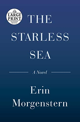 Book cover from The Starless Sea: A Novel by Erin Morgenstern