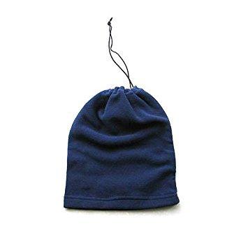 blu TOOGOO 3-IN-1 Sciarpa scaldacollo cappello di vello unisex termica Sci Snowboard R