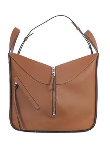 Loewe Women's 38730T382530 Brown Leather Handbag