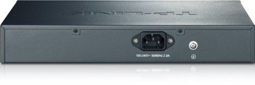 TP-Link 8-Port Gigabit Ethernet PoE+ Unmanaged Energy-efficient Switch with 124W 8-PoE+ Ports |  Plug and Play | Metal |  Desktop/Rackmount | Lifetime (TL-SG1008PE) by TP-Link (Image #2)