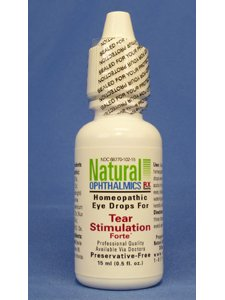 Tear Stimulation Forté Eye Drops 0.5 Oz By Natural Ophthalmics